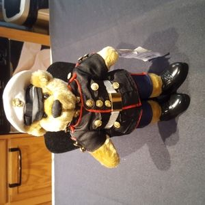 Marine Corps Enlisted Bear